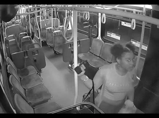 Westchester County Police are seeking the public's assistance in identifying a woman who allegedly assaulted a Bee-Line bus driver on June 12 outside the Westchester Medical Center in Valhalla.