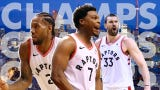 SportsPulse: What was once thought to be an impossible task is now reality: The Toronto Raptors have won the NBA Championship, dethroning the Warriors.