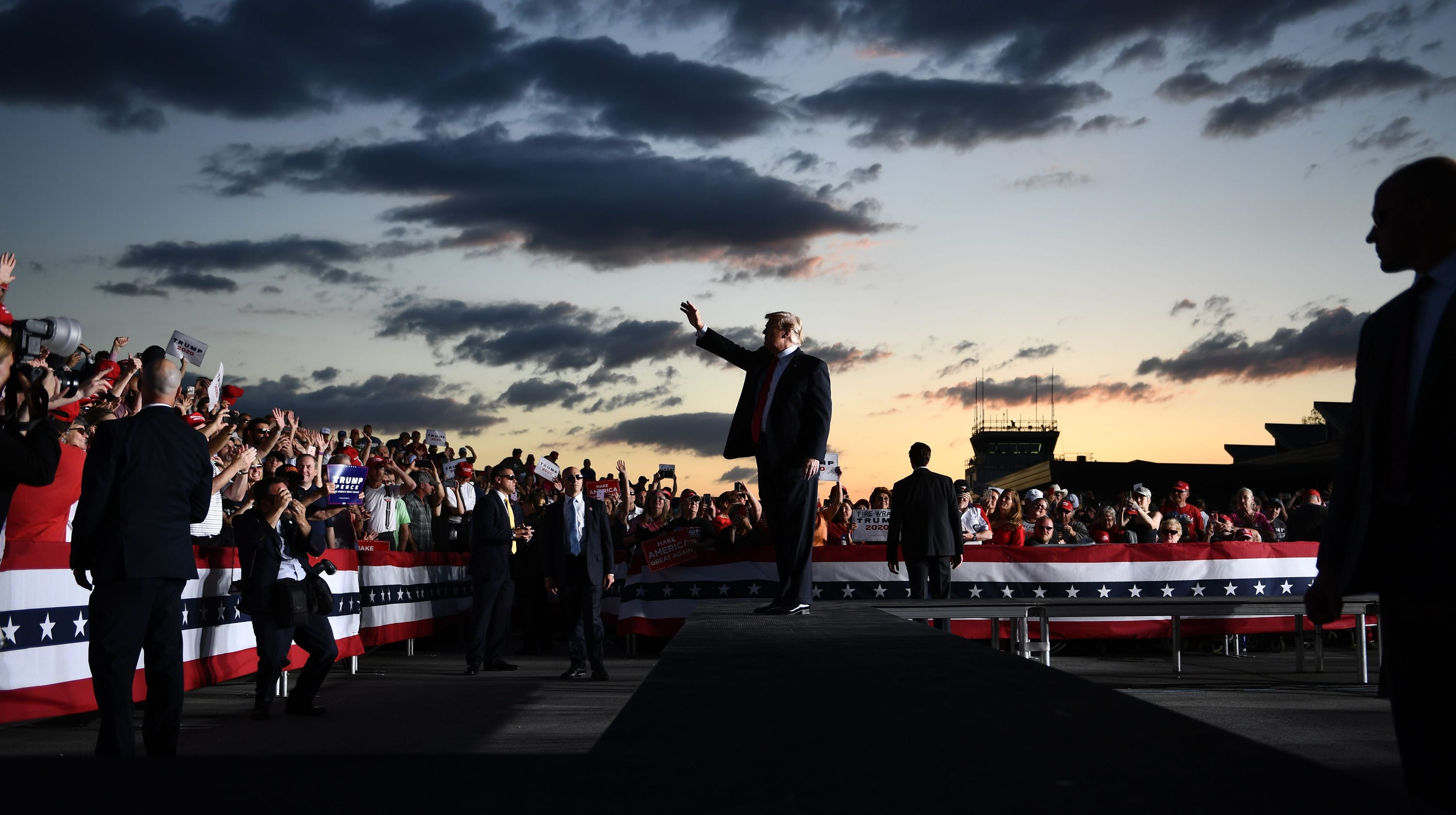 Top News Events Of 2020.Trump S Campaign Team For 2020 Organized Sophisticated Experienced