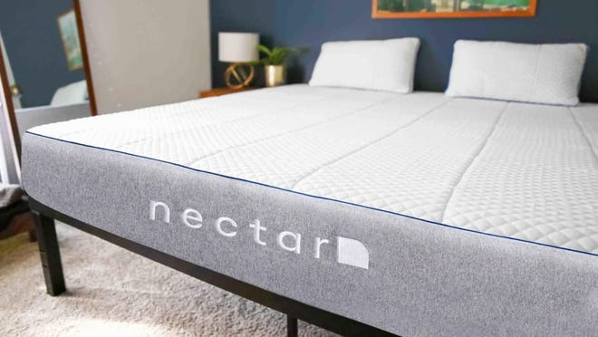 Nectar makes our favorite mattress in a box.