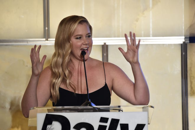 Amy Schumer is plotting a new comedy series for Hulu