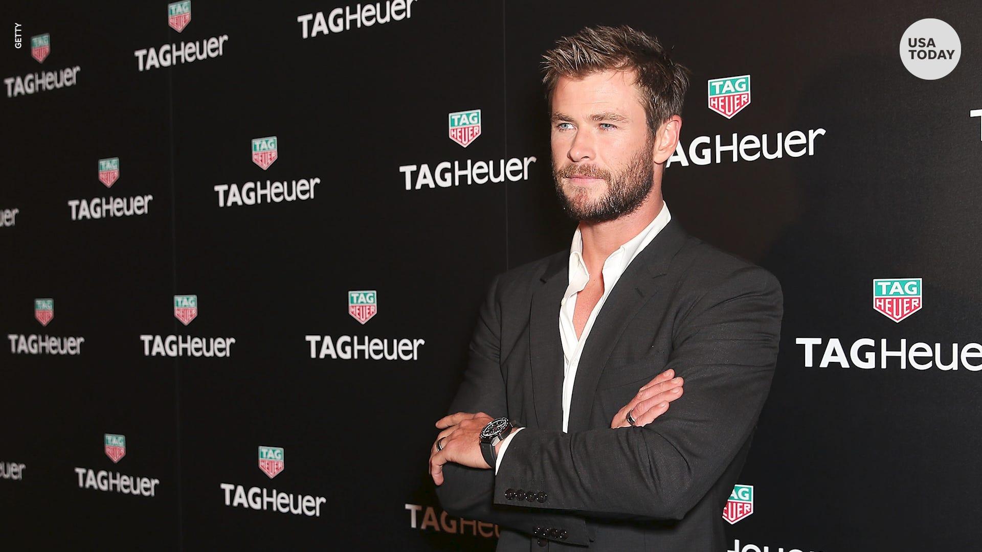 Chris Hemsworth See Exclusive Photos Of New Netflix Film Extraction