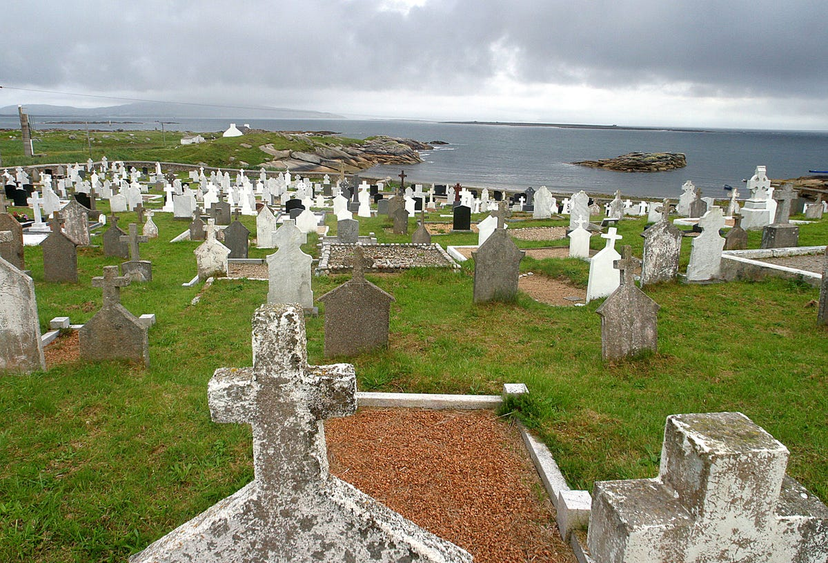 Irish island of Arranmore asks Americans to consider moving