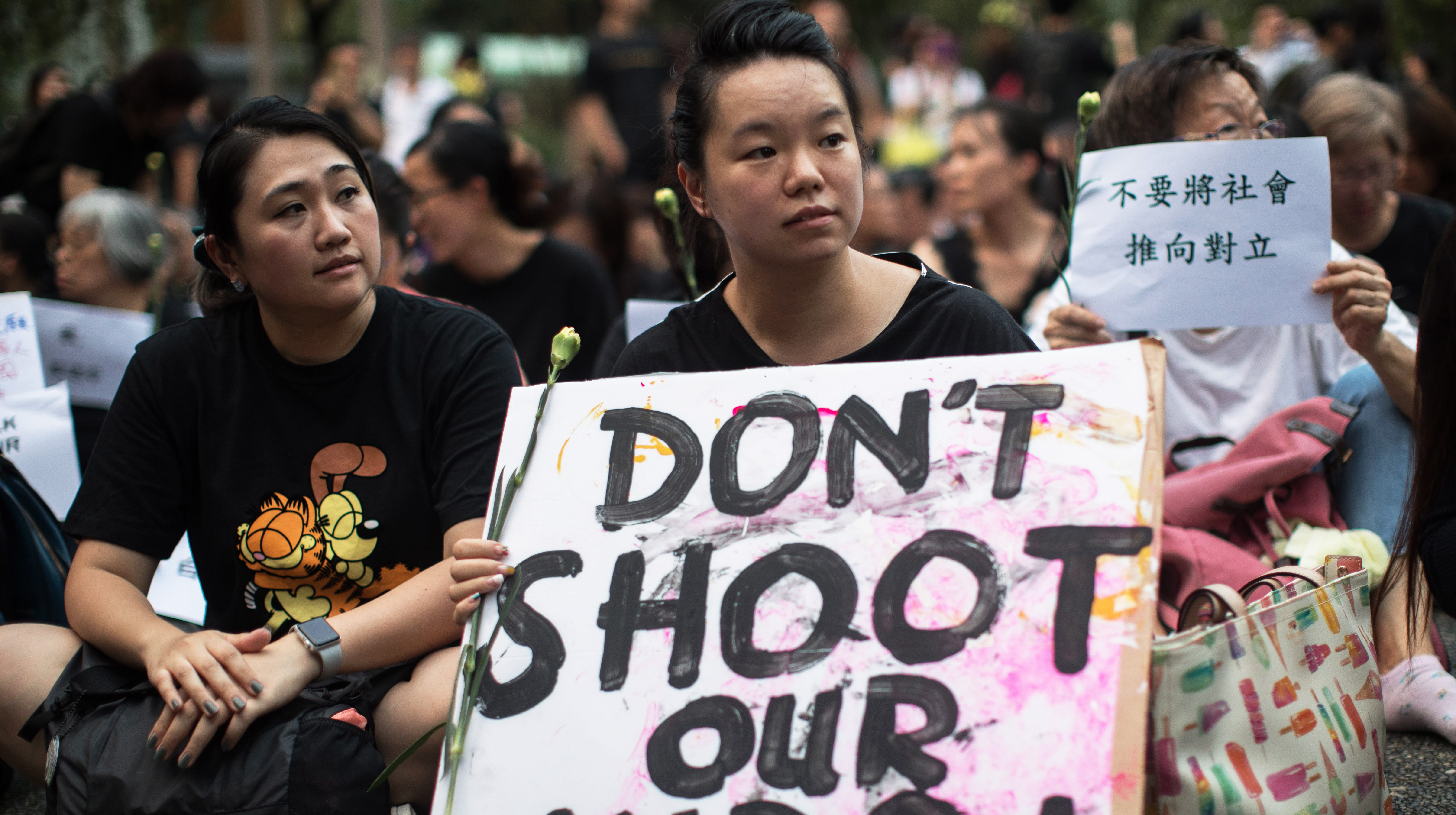 Hong Kong protests: City brace...