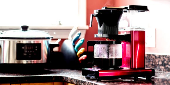 Get a perfect cup of java every time with the Moccamaster