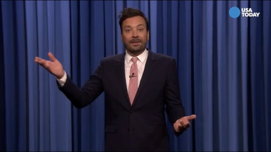 Fallon says Trump is abiding by the gentlemen's code: Don't 'collude and tell.'
