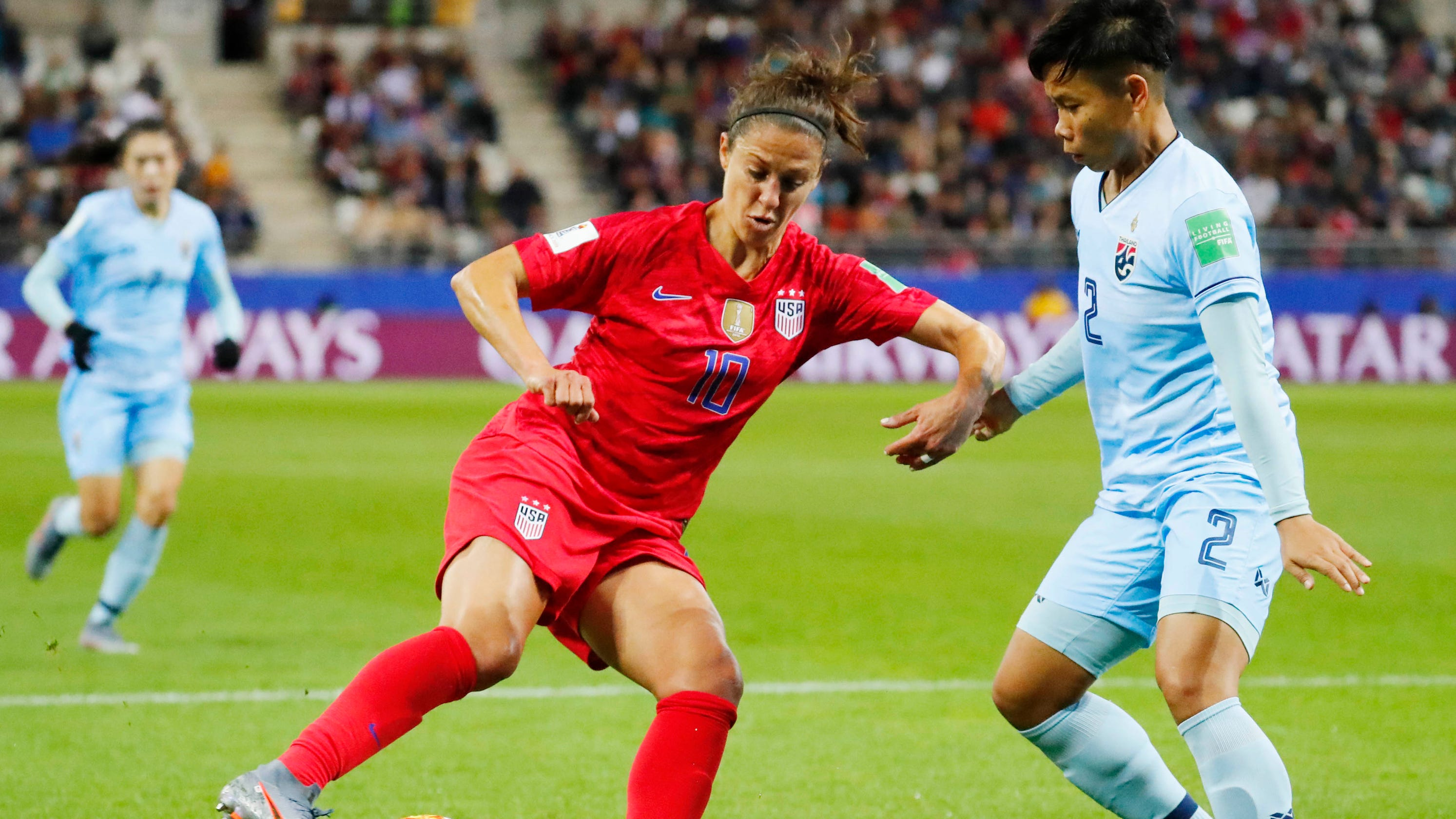 World Cup Carli Lloyd Not Superstitious But Not Taking Chances Either