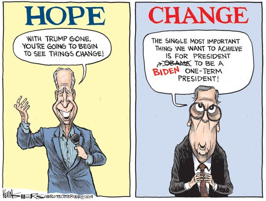 Biden's Hope and Change