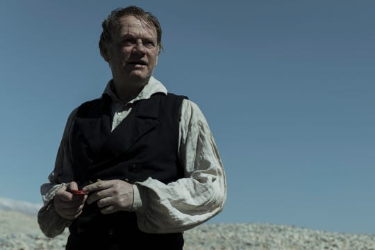"Jared Harris as Francis Crozier in ""The Terror"""