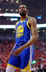 Kevin Durant will likely miss all of next season.