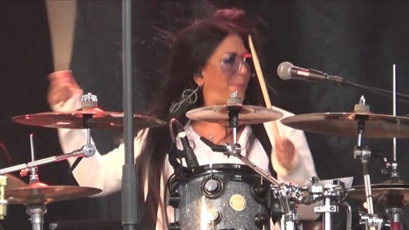 Sheila E has drummed for Prince and with Ringo Starr. June 27, she plays a sold-out show at the Suquamish Clearwater Casino Resort.