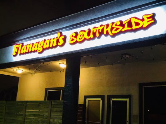Flanagan's Southside will open on Saturday at 2306 Airline Manhattan, Suite 125.