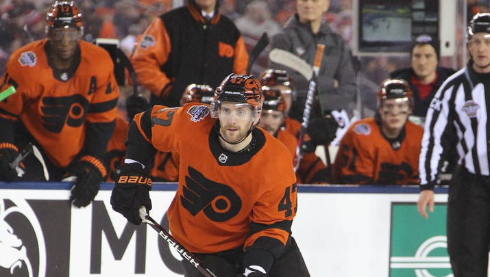 What Andrew MacDonald's buyout means for future of Flyers' defense