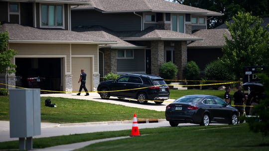 Four people found dead inside Iowa home suffered gunshot wounds, police say