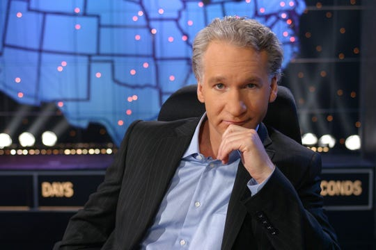"Bill Maher has hosted HBO's ""Real Time with Bill Maher"" since 2003."