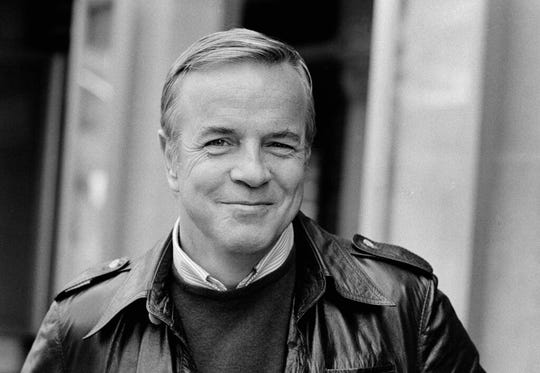 Franco Zeffirelli, seen in New York in this Oct. 31, 1974 file photo, has died in Rome at the age of 96. Zefffirelli's son Luciano said his father died at home on Saturday at noon.