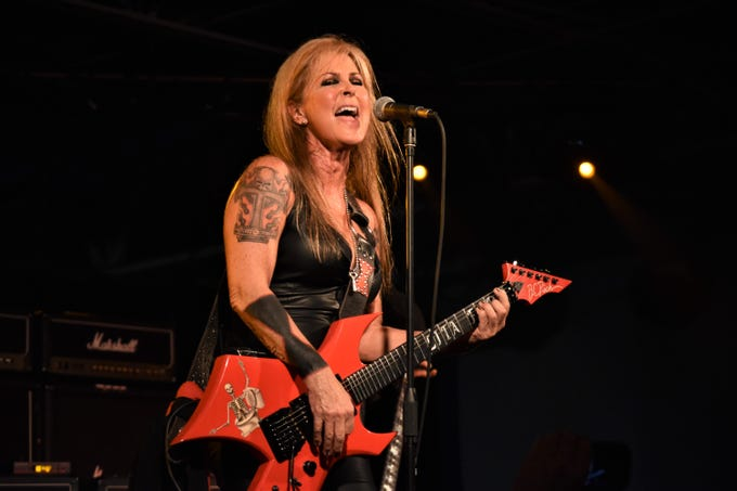 "Lita Ford and Dokken brought '80s ""hair metal"" to The Ranch Concert Hall & Saloon on Friday, June 14, 2019."
