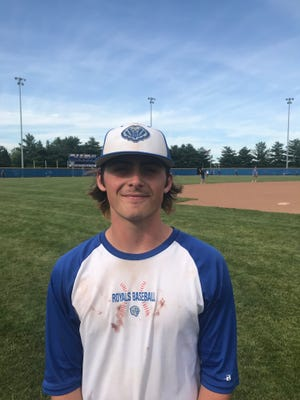 Jake Stout is HSE's starting shortstop.