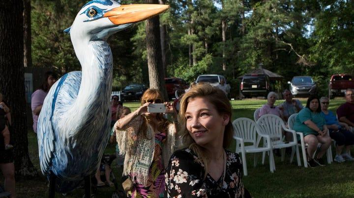 Herons on the Bayou will span Ouachita Parish