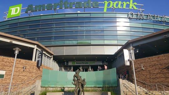 TD Ameritrade Park in Omaha, Nebraska