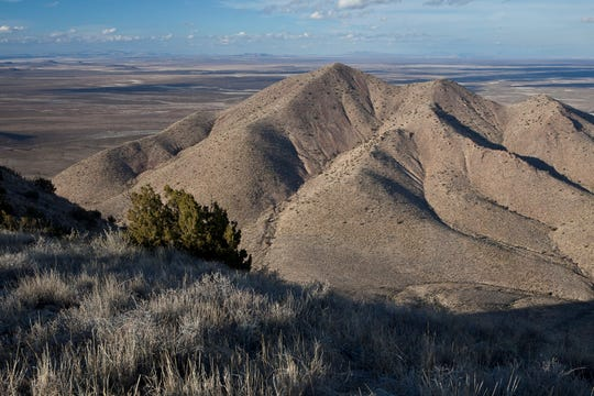 At 8,382 acres, Mount Riley Wilderness is located approximately 30 miles southwest of Las Cruces. Hikers will have a 360 degree view of the outstanding desert landscape.