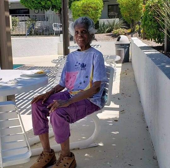 Anita Evans, 84, is missing, Palm Springs police say.