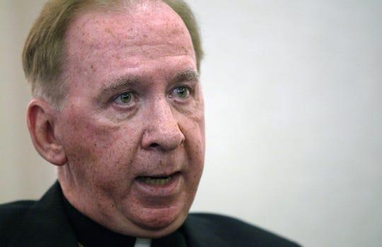 Former Bishop Thomas O'Brien