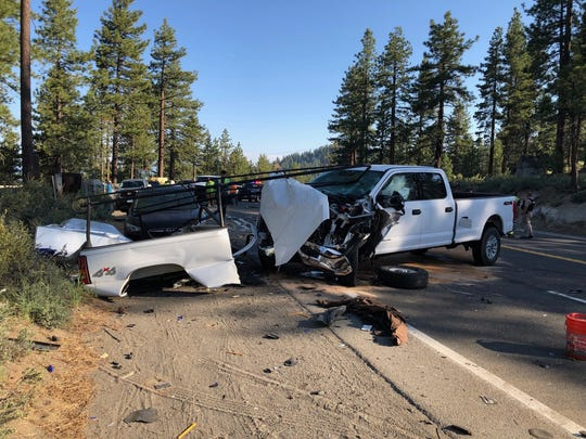 A driver involved in a fatal crash near Zephyr Cove, Nevada, in June 2019 was arrested on a DUI charge.