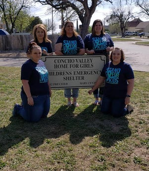 Administrators with the Concho Valley Home for Girls and Children's Emergency Shelter gladly receive donations from 9 a.m. to 4 p.m. Monday through Thrusday at 412 Preusser St.
