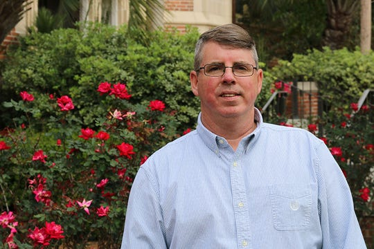 Andrew Brady, associate director of Institutional Research, at Florida State University.