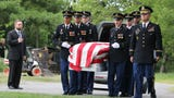 West Point Cadet Christopher Morgan was  laid to rest at the West Point Cemetery, June 15, 2019.