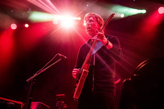 Trey Anastasio and Phish performed in June at the Bonnaroo Music and Arts Festival.