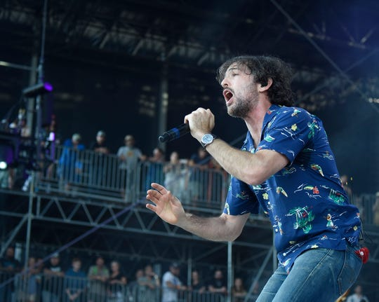 The Avett Brothers perform on Friday, June 14, 2019 during the Bonnaroo Music and Arts Festival in Manchester, Tenn.