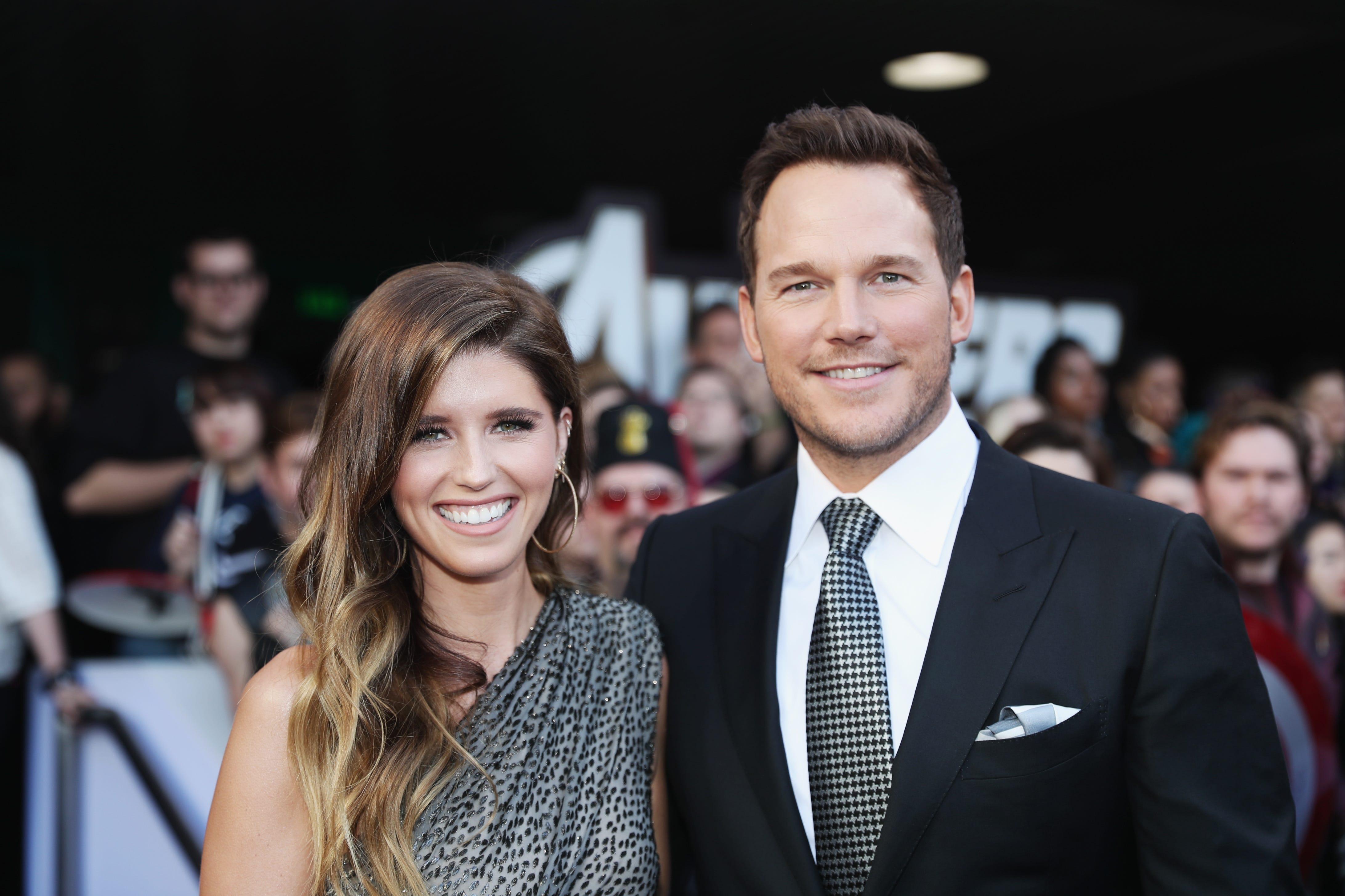 It s a girl! Chris Pratt, Katherine Schwarzenegger welcome first child together, Lyla Maria