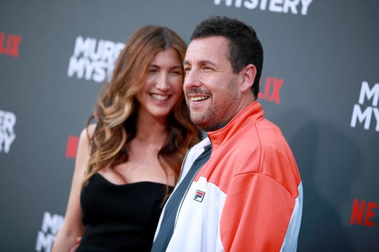 Murder Mystery': Adam Sandler's family watched Jennifer