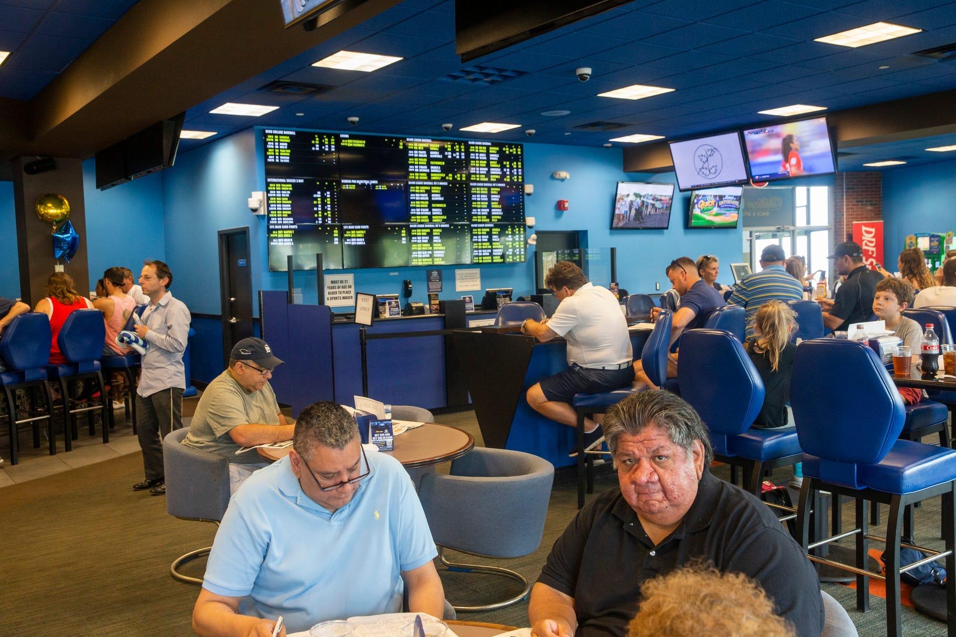 sports betting business in las vegas