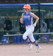 Senior Bella Willsey led Thomas A. Edison in the circle and at the plate, during the Spartans dominant postseason run.