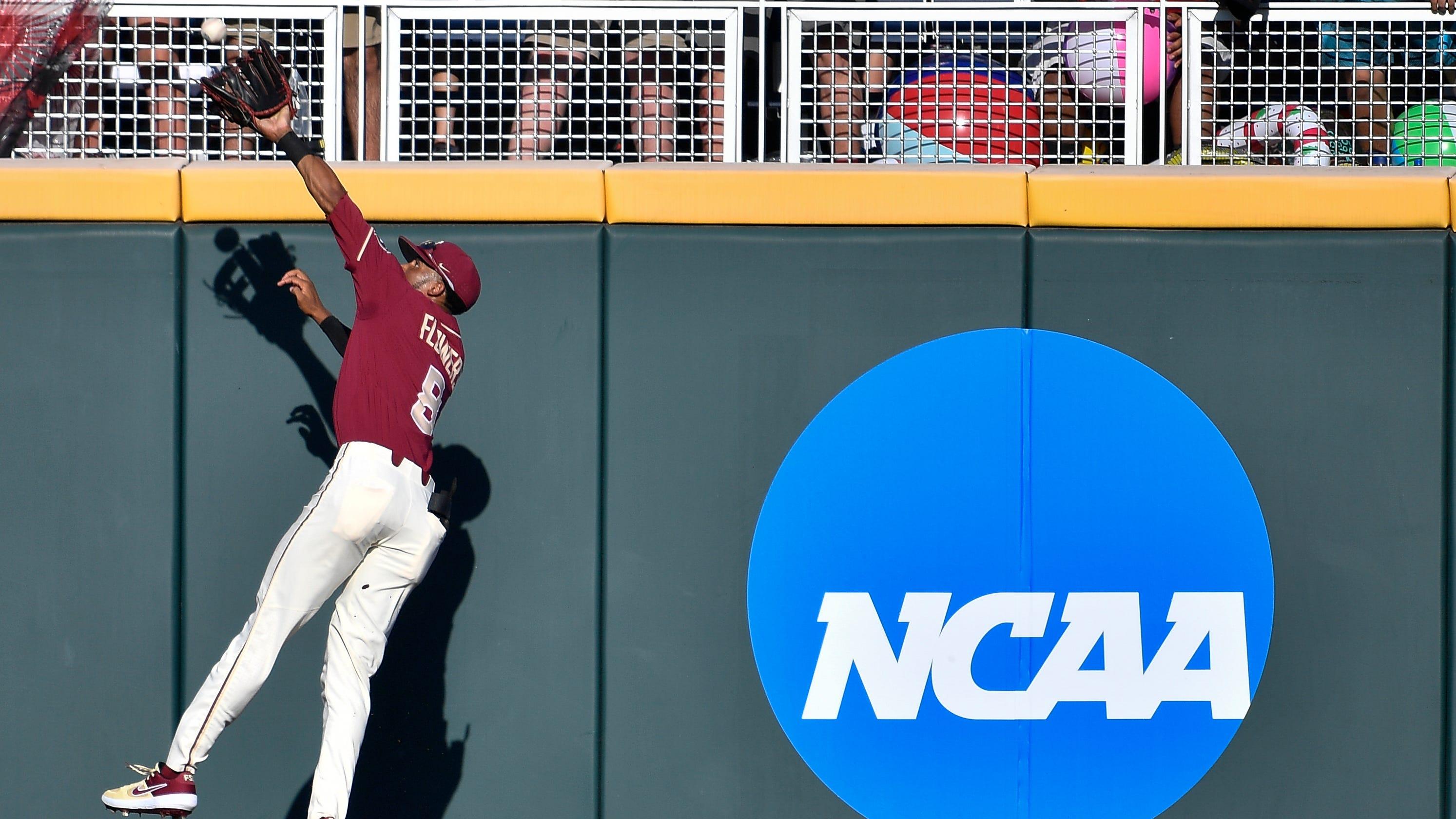 FSU baseball wins College World Series opener against Arkansas