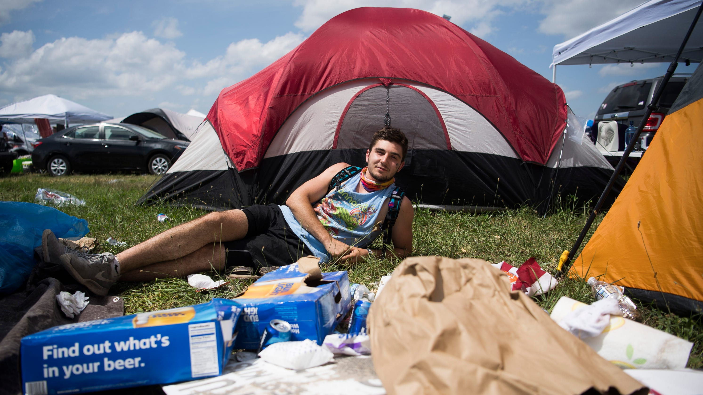 Bonnaroo: Where items left behind go after Tennessee festival ends