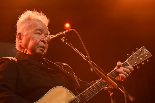 Nearly five decades into his career, singer-songwriter John Prine comes to Springfield's Hammons Hall for the Performing Arts on Oct. 12.