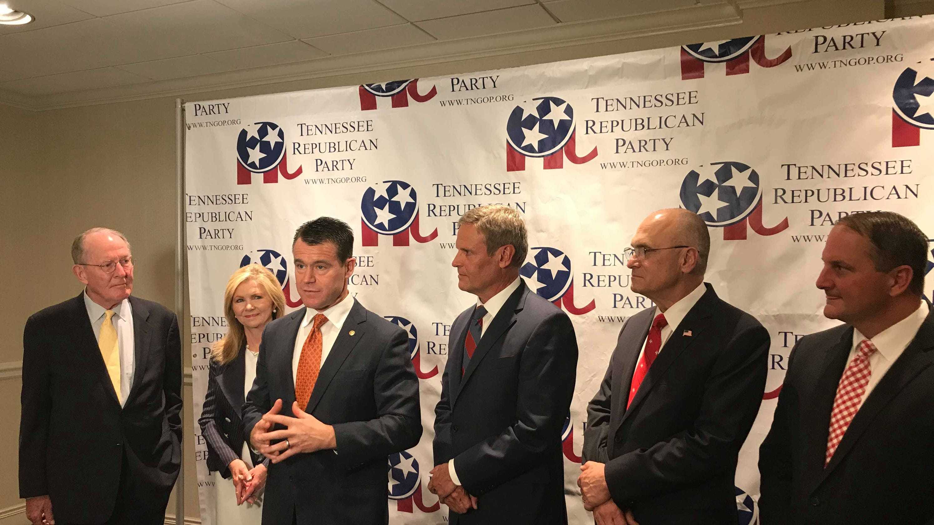 2019 Statesmen S Dinner Gathers Prominent Tennessee Republicans