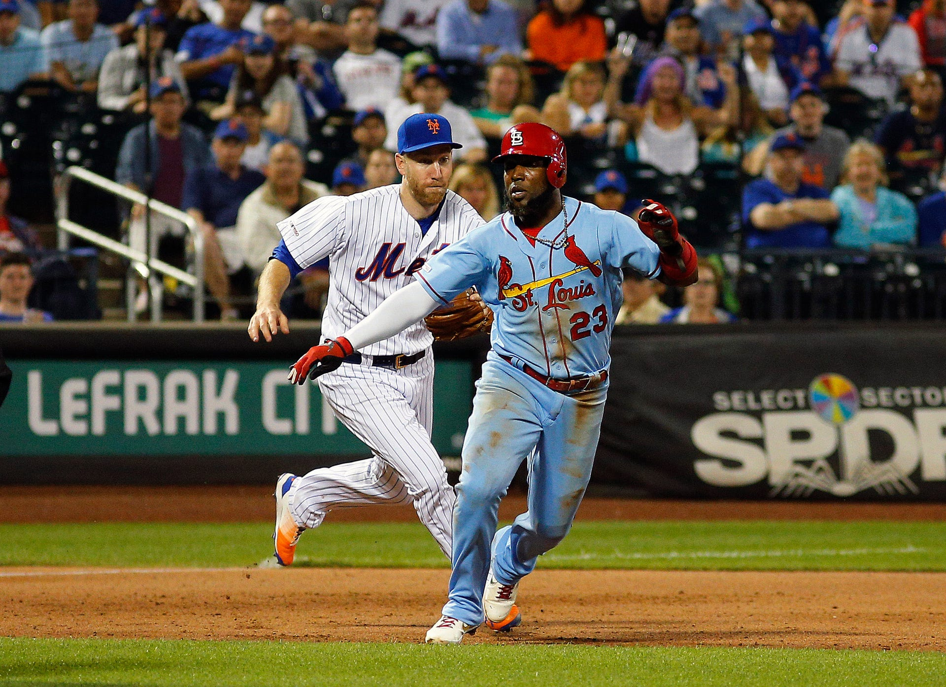 NY Mets top St  Louis Cardinals