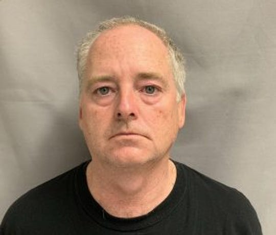 Timothy Ervin Trivett, arrested in connection with impersonating a police officer.
