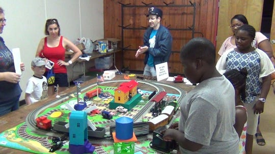 The 28th Annual Tallahassee Big Bend Model Railroad Train Show will be on June 22 at the North Florida Fairgrounds.