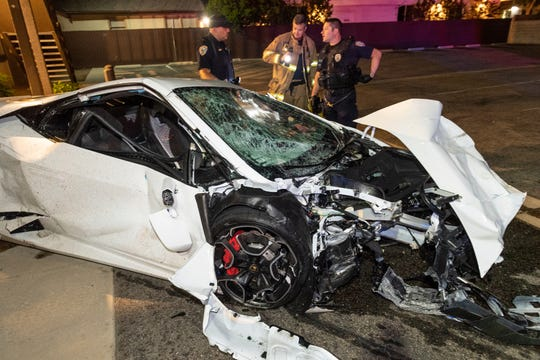 Woman critical: Visalia teen, Lamborghini involved in DUI