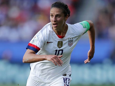 Opinion: US women aren't backing off at World Cup as they dominate Chile