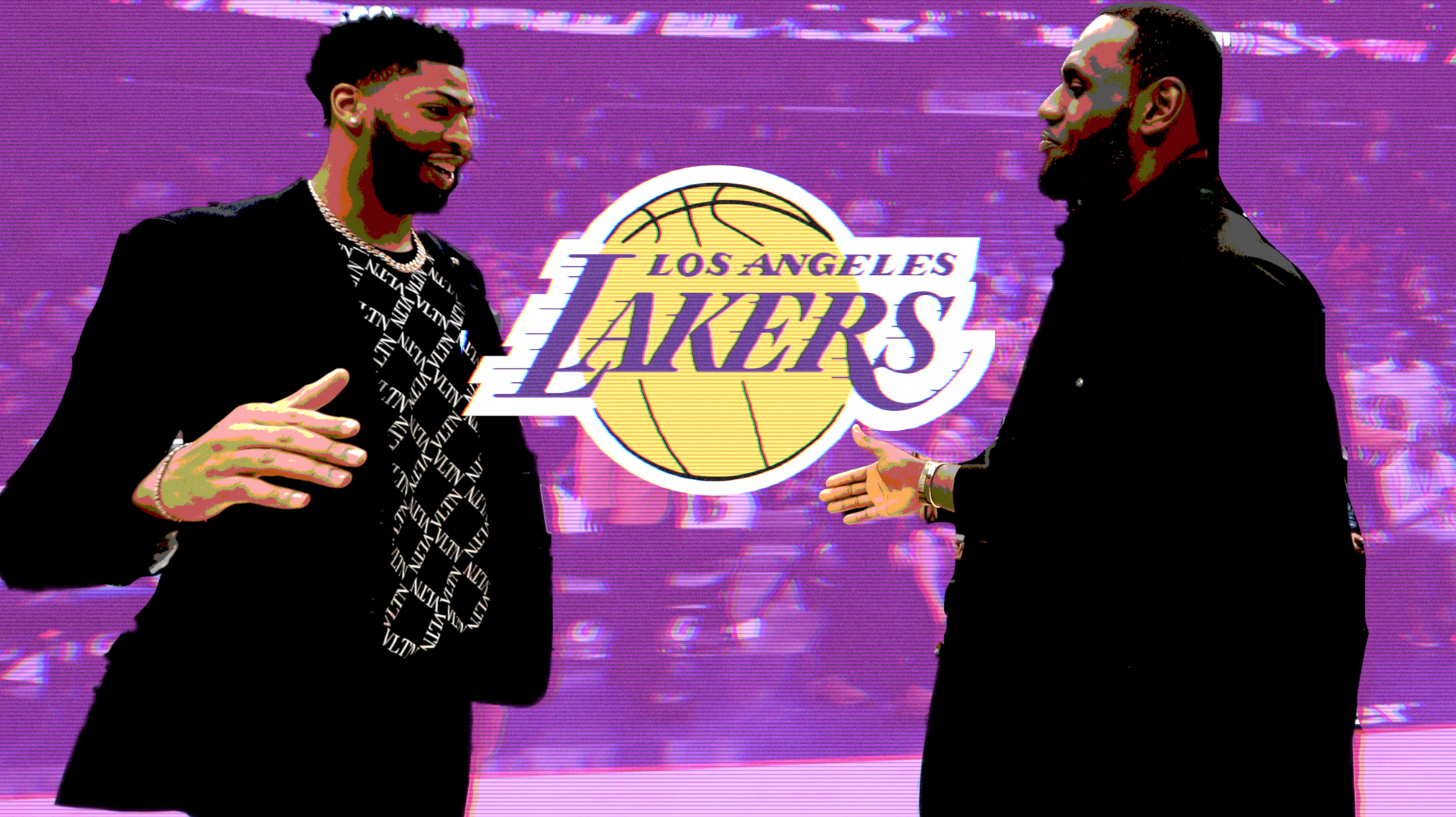 hot sale online f8d19 d08d5 Anthony Davis trade makes Lakers instant favorites in West