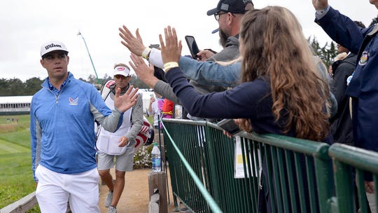 U.S. Open: Final-round tee times and broadcast schedule