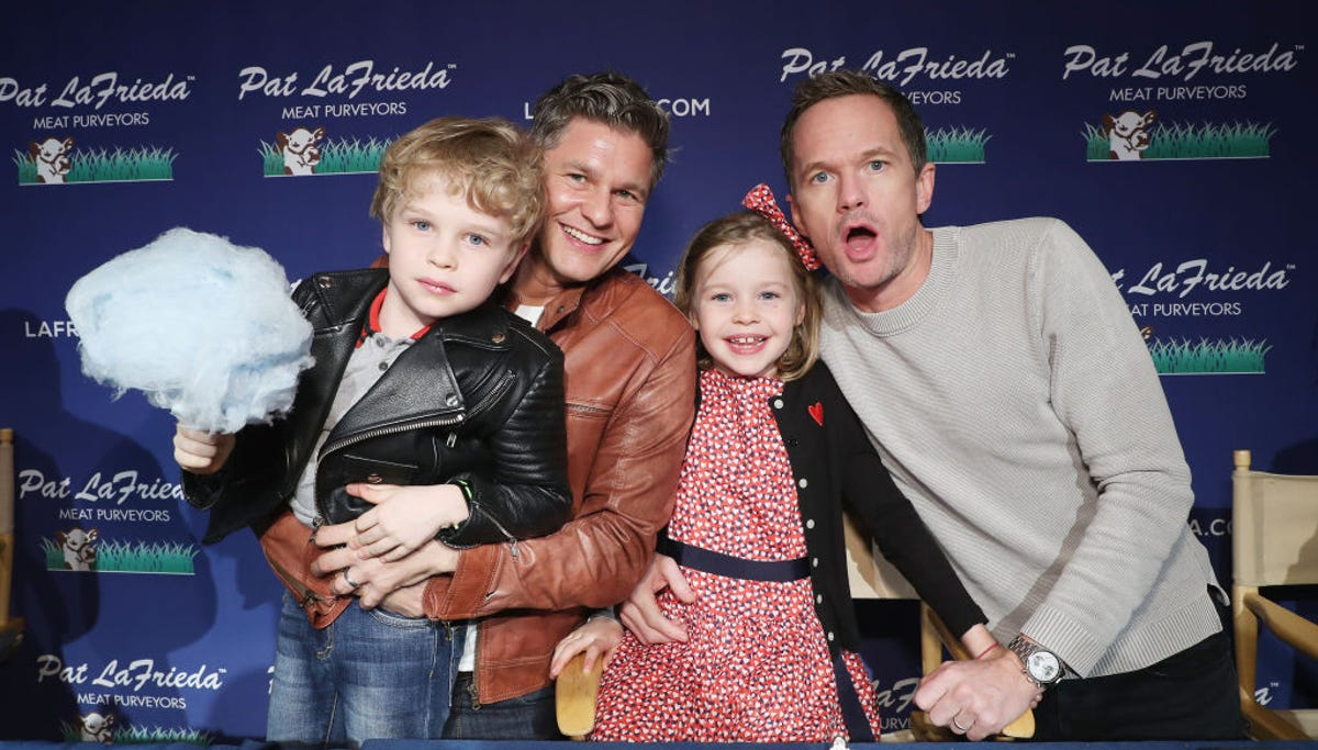 Neil Patrick Harris Kids Halloween 2020 Neil Patrick Harris on new 'Magic Misfits' book, filming 'Matrix 4'