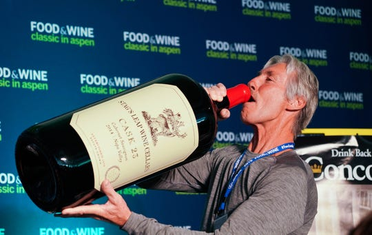 Get a taste of the nation's fanciest food & wine festival, with Martha Stewart, top chefs